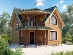Дом из дерева — когда лучше возводить?
