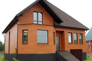 Как рассчитать количество кирпича для строительства частного дома?